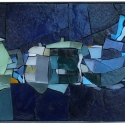 Nature morte bleue